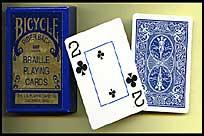 Braille oyun kartları