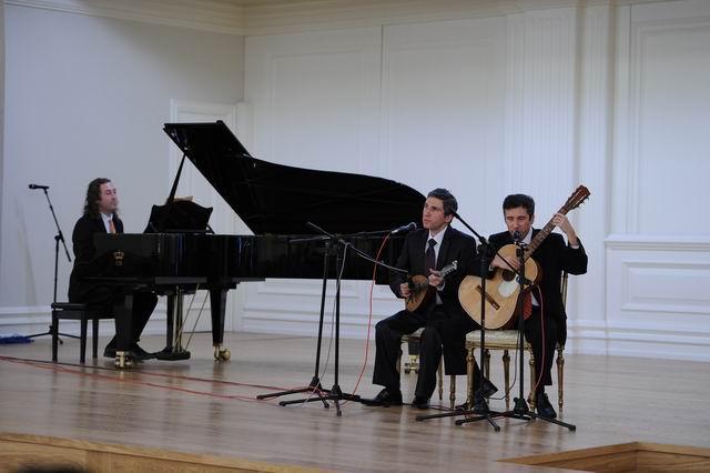 Köşkte Konser Selim-Kerim ve M.Göçmen