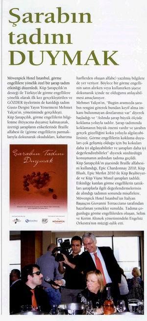 Sofra Dergisi 1 Nisan 2013