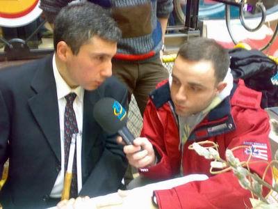 Selim Altınok ile yapılan bir röportaj esnasında