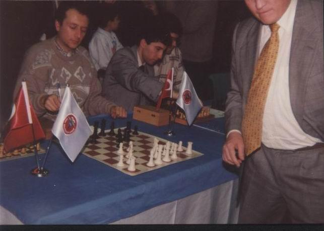Selim Altınok-Anatoly Karpov