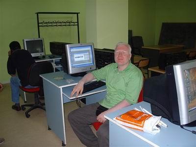 Yiğit Taşdemir bilgisayar ve sound forge grafiği