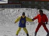 Selim Kayak Hocasıyla Uludağ'da