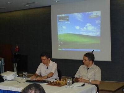 ANEL Grup'un düzenlediği bir konferans