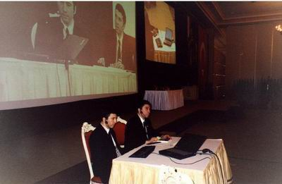 Antalya'da konferansta