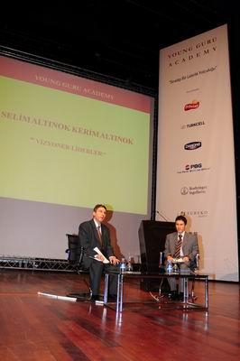 Lütfi Kırdar YGA Sıra Dışı Liderlik Konferansı