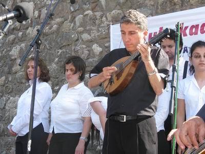 Selim Altınok Galata Konserinde