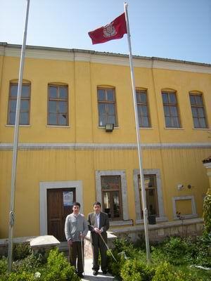 Eyüp Körler Kütüphanesi Bahçesi Selim-Kerim