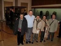 Askerî Müze ziyareti Kerim-Selim