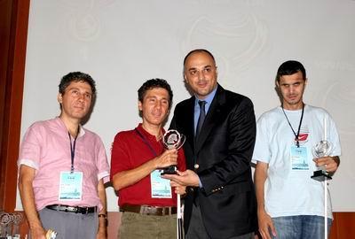 Selim-KerimUğur Madalya ve Kupalarıyla