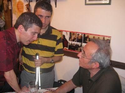 Ataol Behramoğlu-Selim-Kerim Altınok