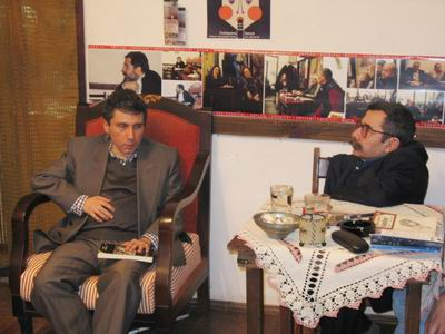Necati Tosuner ve Selim Altınok