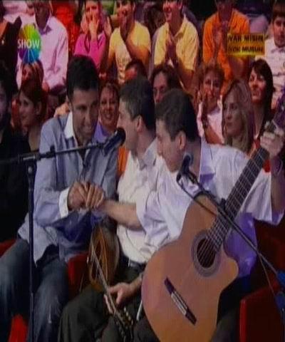 Hakan Şükür-Kerim-Selim Altınok